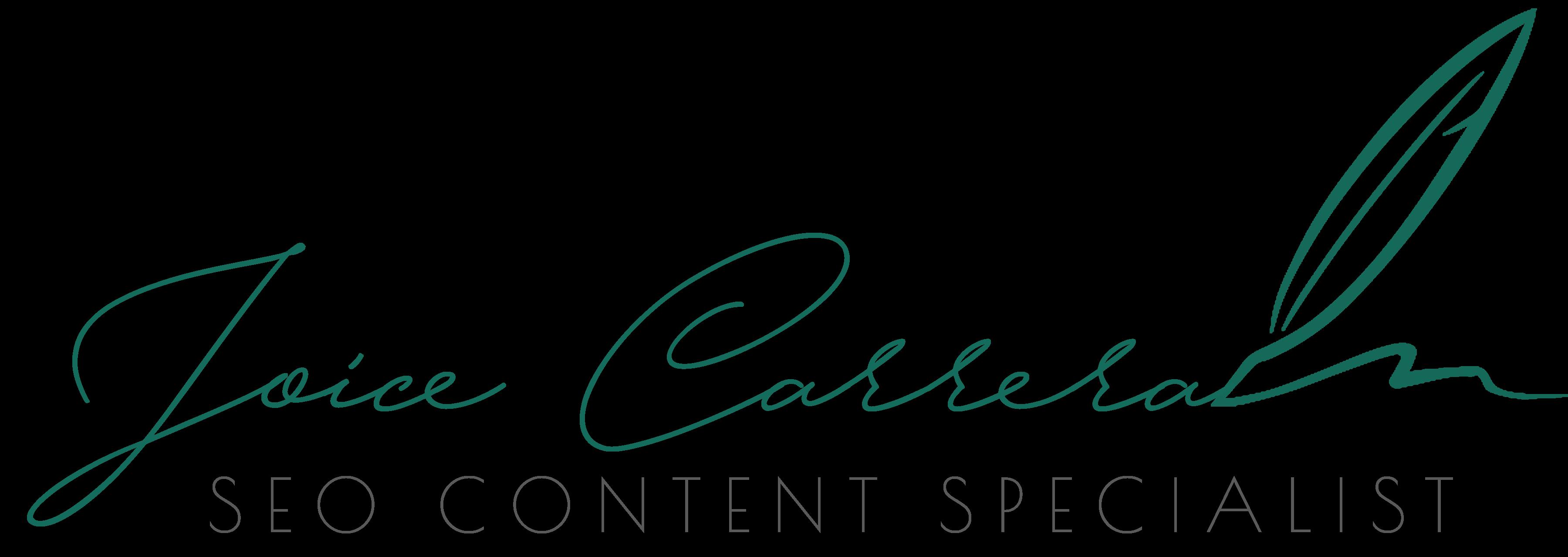 Joice Carrera | SEO Content Specialist